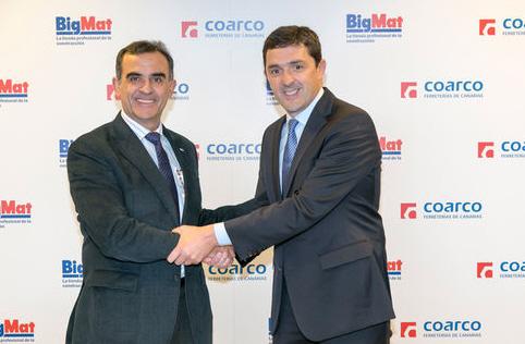 28 Enero alianza Bigmat y Coarco