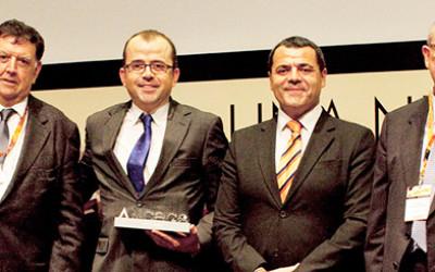 Entrega Premios Anceco 20014